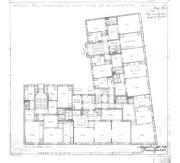 Planritning 2a våningen