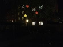 Lampor natt